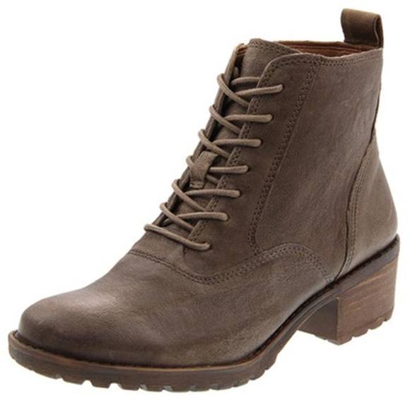 Lucky Brand Shoes - Lucky Brand 'Giorgia' Lace Up Bootie Size 8 1/2